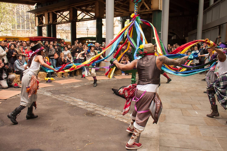 Folk Dance Remixed